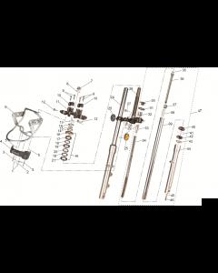 SC125 (07) Forks