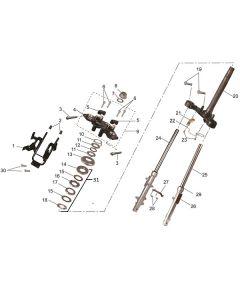 ST125 (08) Forks