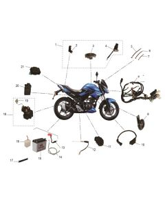 RS125 (20) Electical