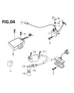 Trackstar 125 (C04) Electrical