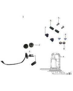 Sinnis Scrambler 125 (C13) Fuel Tank
