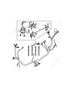 Stealth 125 (C05) Wiring Harness
