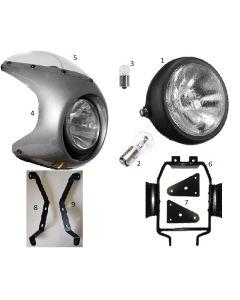 Sinnis Bomber 125 (C06) Headlight