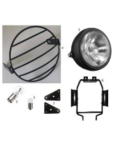 Sinnis Scrambler 125 (C06) Headlight