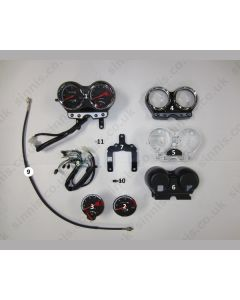 Max 2 125 (C07) Speedometer