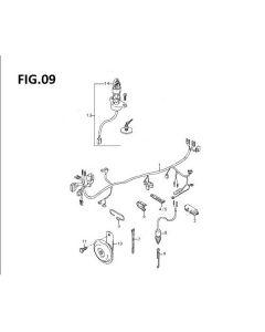 Retrostar 125 (C09) Wiring Harness