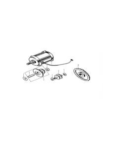 156FMI (E11) Starter Motor