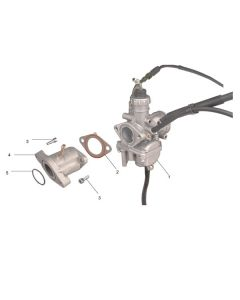 JS154FMI (14) Carburettor