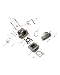 JS154FMI (01) Cylinder Head