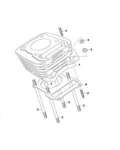 K157FMI (E02) Cylinder