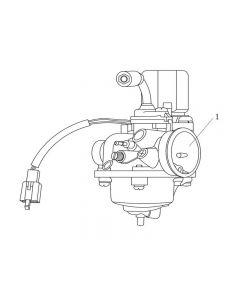 1PE40QMB (E03) Carburettor