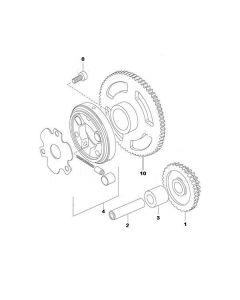 K157FMI-E (E06) Starter Clutch