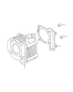 P152QMI (E06) Cylinder