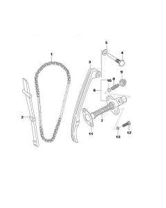 K157FMI-E (E08) Cam Chain