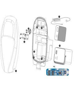 NIU MQI+ (F14) Seat