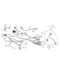 Sinnis Flair 50 (F20) Electrical