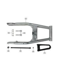 Sinnis Akuma 125 (Z21) Swingarm