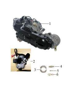 Sinnis Jet 2 (F21) Engine