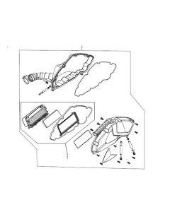 Sinnis Matrix 3I (F23) Air Box