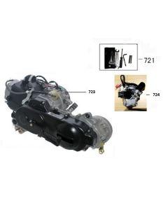 Sinnis Encanto 50 (Euro 4) (F27) Engine