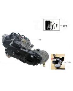 Sinnis Shuttle 125 (Non-EFI) (F27) Engine