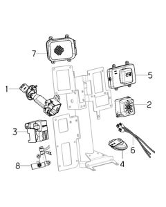 NIU NQI GT (F06) Electrical