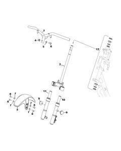 NIU MQI Series (F07) Front Forks