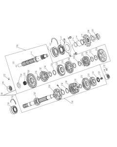 TC380R (Z12) Transmission