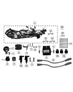 Terrain 380 (Z16) Electricle Parts