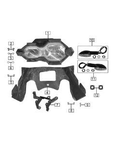 Terrain 380 (Z03) Headlight